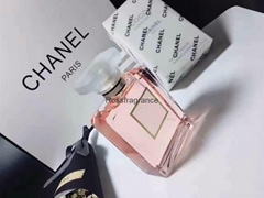 Bottle Perfume body spray coco perfume