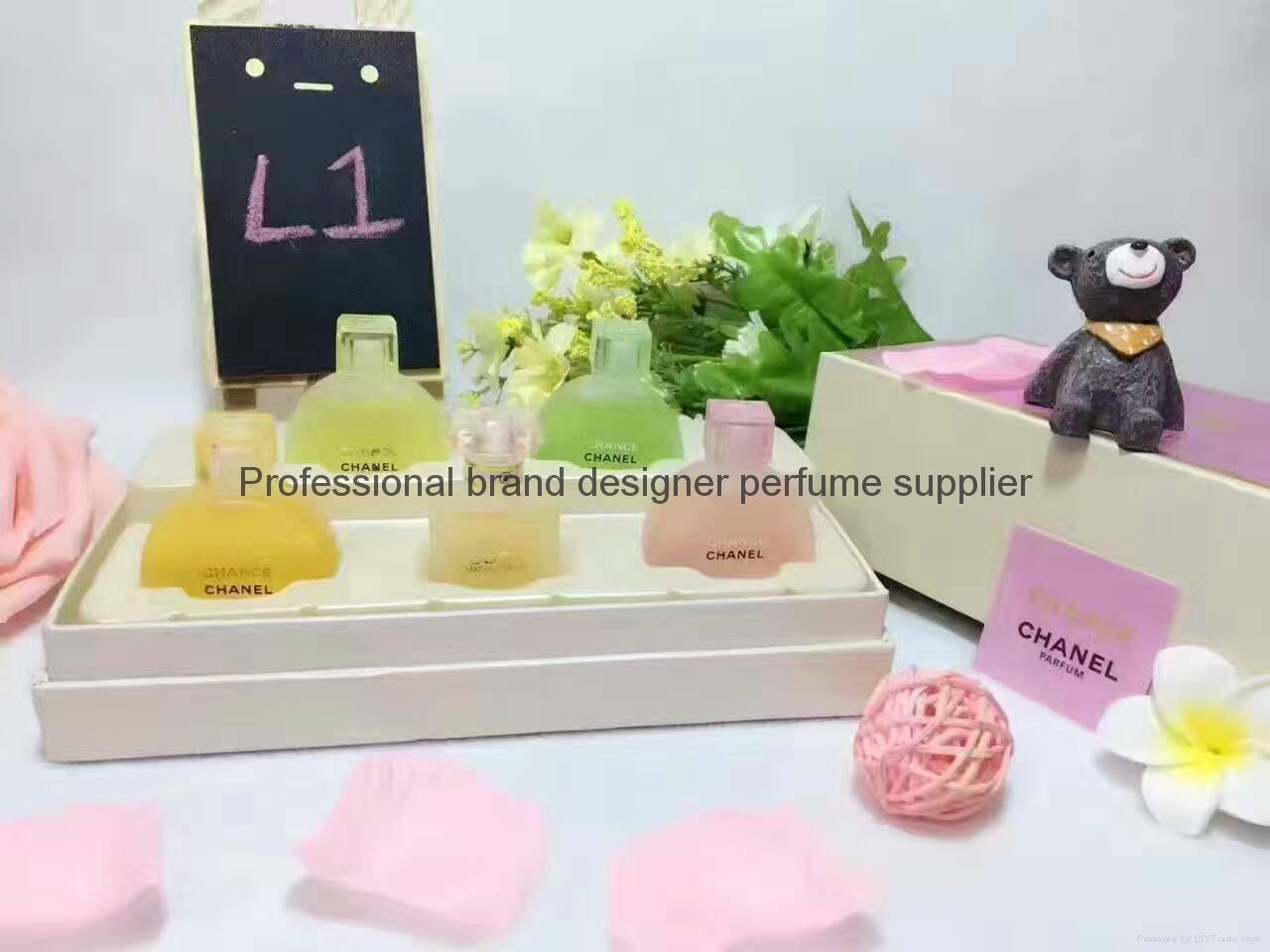 Designer perfume gift set  1