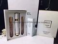 Best quality travel perfume set/ fragrance gift set  2