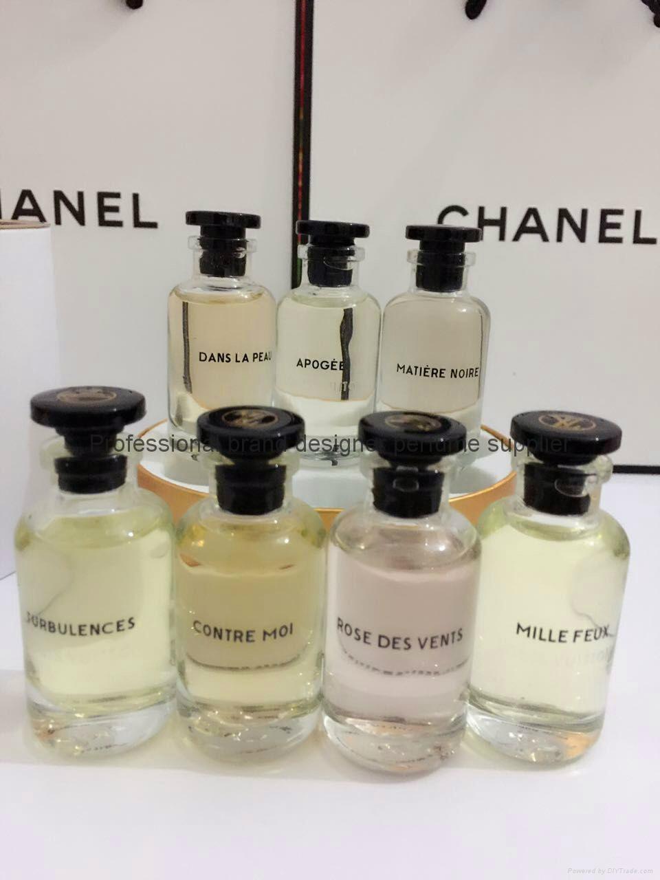 LV Small size 10ml mini perfume gift set