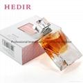 Private label 50ml charming body spray perfume women's perfume