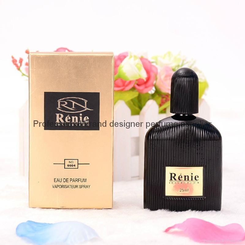 Hot slae promotion perfume glass bottle perfume  1