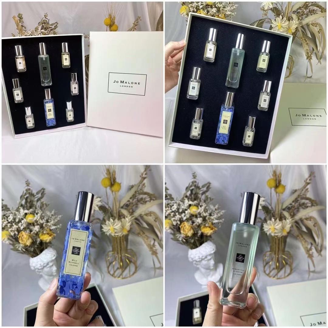 wholesale Jo malone perfume fragrance gift set brand perfume set