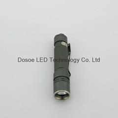 1 AAA mini 18650 maglite led penlight with 3 modes