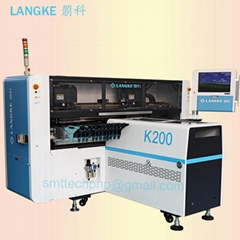 SMD machine high speed led chip mounter for FPC