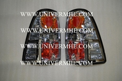 Shangli Forklift Parts Tail Light XH8-8
