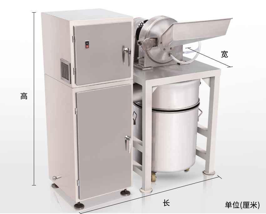 湖南工厂专用除尘粉碎机 4