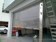 惠州市電動卷閘門