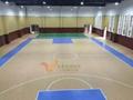 廠家供應籃球運動地板