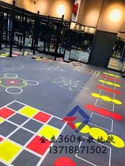 供應濟南健身房360私教地板價