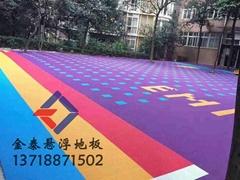 供應北京幼儿園懸浮地板