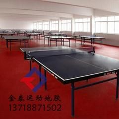廠家直銷巴彥卓爾乒乓球運動地板