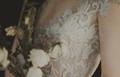 7 Dear White Elegant Lace Brigade Shots Wedding Dresses Chiffon V Neck  1