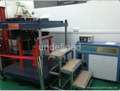 廣材TYE-KE(T)微機控制電液伺服井蓋壓力試驗機
