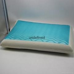 太空記憶棉凝膠麵包枕頸椎枕