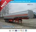 3 Axles 40000 Liters Fuel Tank Semi