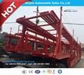 Long Vehicle Car Carrier Transport