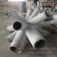 cast steel joint