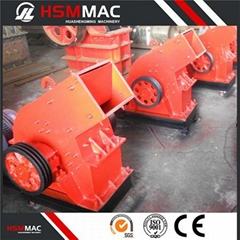 China Famous Brand Glass Crusher Machine