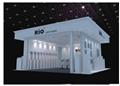 展台搭建特装搭建印尼国际照明展
