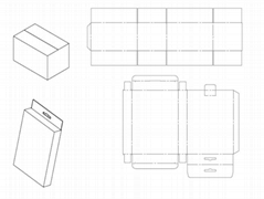Service of Packing Materials Design