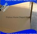 Natural Veneer Blockboard MDF Plywood 1220*2440*18mm 3