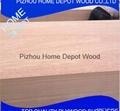 Natural Veneer Blockboard MDF Plywood 1220*2440*18mm 5