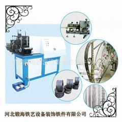 铁艺设备DH-DL60A冷轧压花机