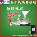 石膏腰線模具硅膠橡膠 2