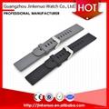 Quality garanteed soft 22mm sport silicon bracelet watch strap for smart watch 3