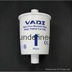 VADI Disposable flow Bacteria Filter