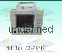 Philips A3 Patient Monitor Repair ECG repair
