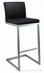 SHIMING MS-3218 Stainless steel bar stool