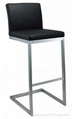 SHIMING MS-3218 Stainless steel bar stool