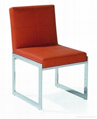 SHIMING MS-3602 PU upholstery dinning chair