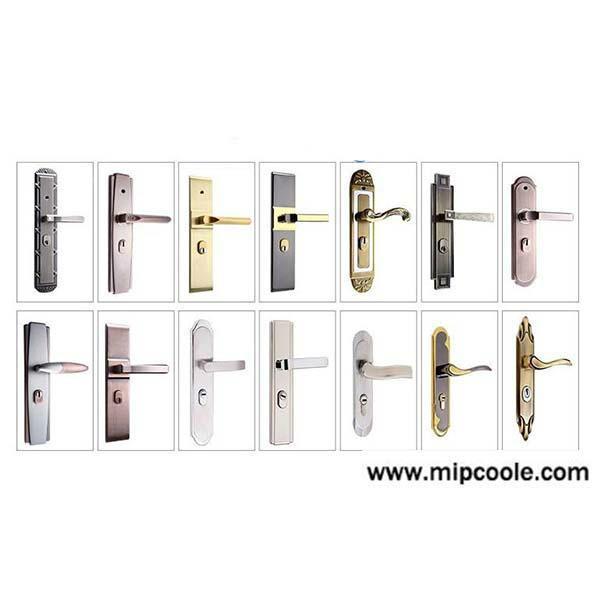 Home door lock handle room door handle  1