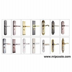 Home door lock handle room door handle