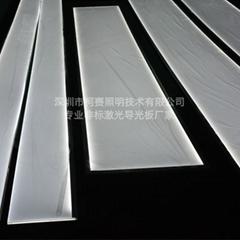 激光導光板