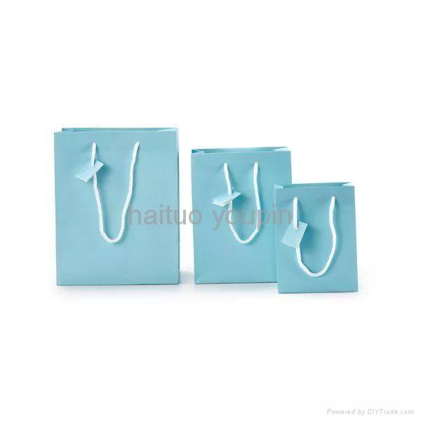Custom high quality kraft paper bag 1