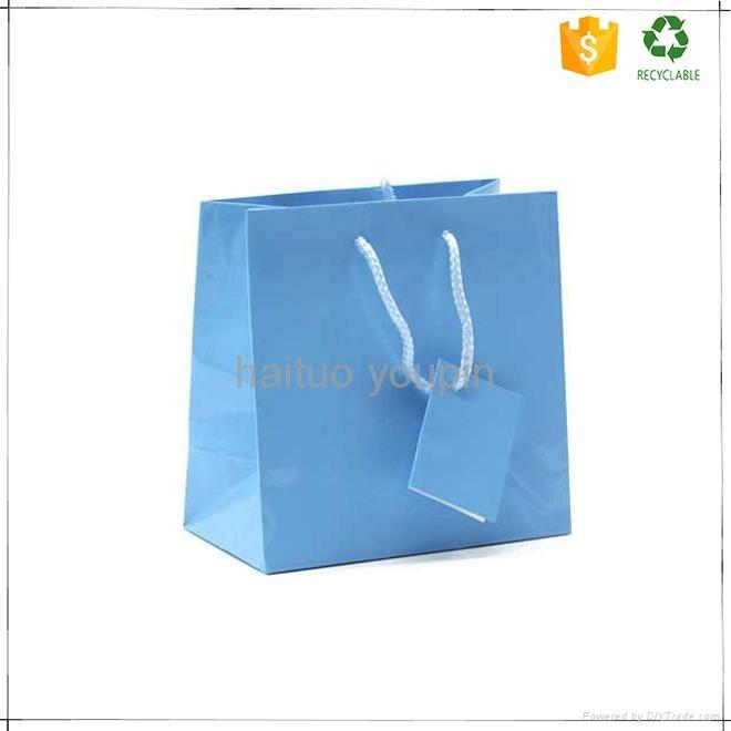 Custom high quality kraft paper bag 5