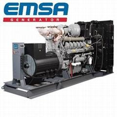 3-2500 kva Diesel Generators