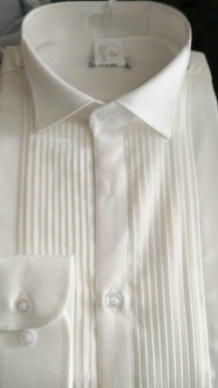 量身訂製禮服襯衫 2