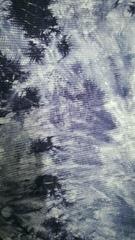 针织罗文轧染布
