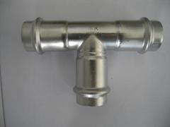 三慶生產不鏽鋼管件