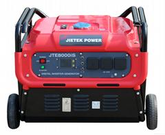 8000W Inverter Generator