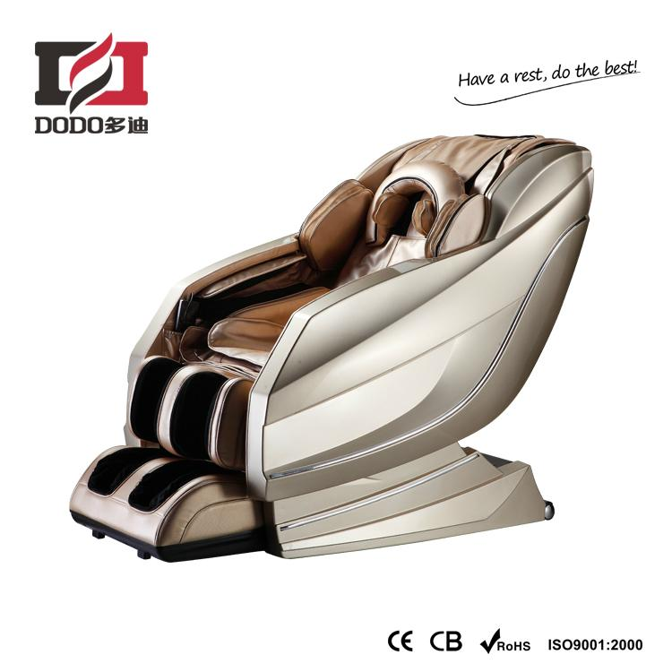 Dotast Massage Chair A10 White & Red 4