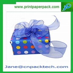 Printed Customized Lovely Paper Gift Box for Packaging