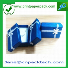 Customized Delicate Lid and Base Boxes Packing Jewellery Box Bracelet Box