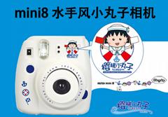 Fuji mini8 Chibi Maruko-chan