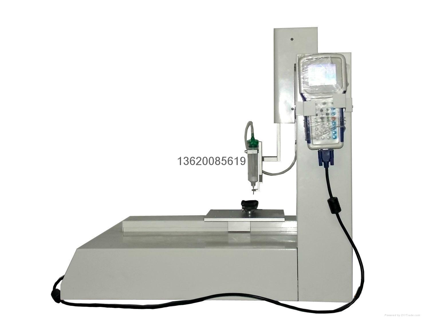 厂家供应三轴自动点胶机涂胶机手持式控制面板 2